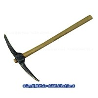 § Sale - Dollhouse Pick Ax - Product Image