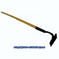 (*) Dollhouse Garden Hoe - Product Image