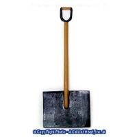 (*) Dollhouse Snow Shovel - Product Image