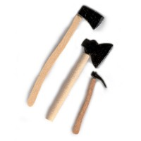 § Sale .40¢ Off - 3 pc Dollhouse Ax Set - Product Image