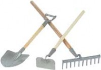 3 pc Garden Tools - Product Image