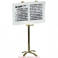 (**) Small Dollhouse Music Stand - Product Image