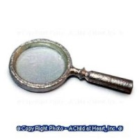 Sale - Dollhouse Magnifying Glass - Product Image