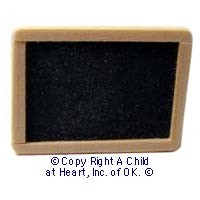Dollhouse Student School Slate - Product Image