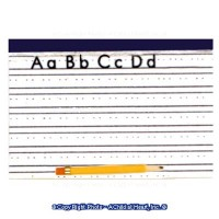 § Disc $2 Off - Child's ABC pad with pencil - Product Image