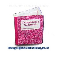 School Color Composition Notebook - Product Image