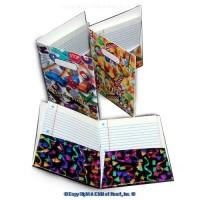 Dollhouse School Pocket Folder - Product Image