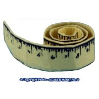 § Sale .30¢ Off - Dollhouse Tape Measure or Yard Stick - Product Image