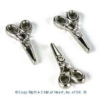 (*) 3 Dollhouse Scissors - Product Image