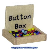 (?) Sale .30? Off - Dollhouse Box of Buttons - Product Image