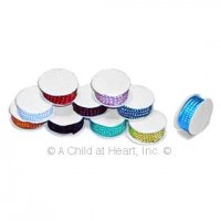 (§) Sale .60¢ Off - Dollhouse 10 pc Spools of Ribbon - Product Image