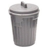 § Sale .50¢ Off - Dollhouse Garbage Can - Product Image