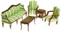 Dollhouse Sheraton Living Room - Product Image