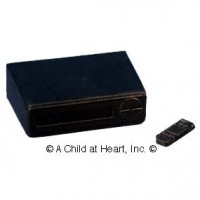 Sale $2 Off - Dollhouse VCR with Remote - Product Image