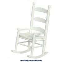Dollhouse Ladder Back Rocker(Choice of Finishes) - Product Image