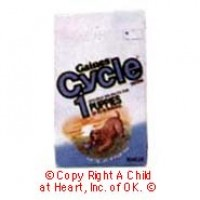 § Disc .50¢ Off - Dollhouse Puppy Cycle Bag - Product Image