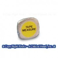 § Sale .30¢ Off - Dollhouse Tape Measures - Product Image