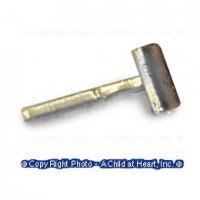 (**) Unfinished Safety Razor - Product Image