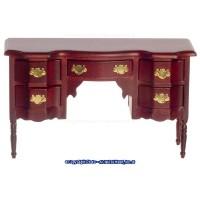 Dollhouse Mahogany Buffet/Desk - Product Image