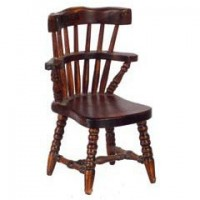 § Disc .60¢ Off - Early American Arm Chair - Product Image