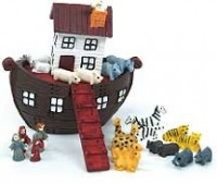 Dollhouse Noah's Ark Set - Product Image