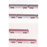 (§) Sale $1 Off - 2 Shts Choo Choo Train Paper- Choice of Color - - Product Image