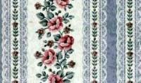 (§) Disc $3 Off - 3 Shts Blue Lace Panels Paper - Product Image