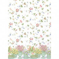 § Sale $3 Off - 3 Shts Spring Pallet Paper - Product Image