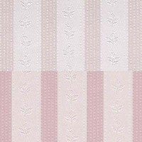 (§) Disc 50% Off - 3 Shts Chelsey Embossed Stripes- Choice of Color - - Product Image