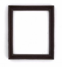 2 Large Dollhouse Wooden Frames - Product Image