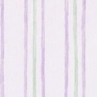 § Disc $3 Off - 3 Shts Lavender & Green Stripe - Product Image