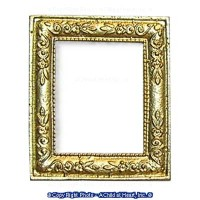 Sale - Dollhouse Rectangular Vintage Frame - Product Image