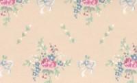 (§) Disc $1 Off - 2 Shts Rose Floral Paper - Product Image