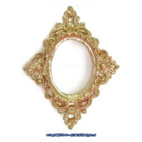 Sale - Dollhouse Triangular Frame - Product Image