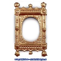 Sale - Dollhouse Unique Ornate Frame - Product Image