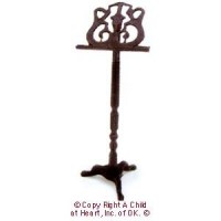 § Sale - Dollhouse Fancy Top Music Stand - Product Image