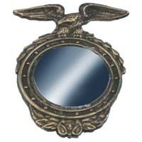 Dollhouse Small Eagle Mirror - Product Image
