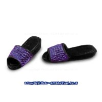 Sale .60¢ Off - Dollhouse Ladie's Scuffs - Assorted - Product Image