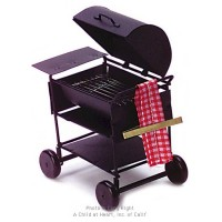 Sale $5 Off - Dollhouse Barbecue Grill - Product Image