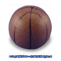 Dollhouse Basketball - Product Image