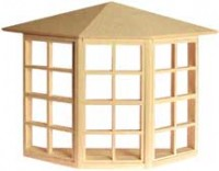 24-Light Bay Window - Product Image