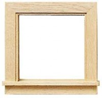 Pair of Glazed Dormer Windows - Product Image