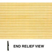 § Disc $20 Off - Dollhouse Clapboard Siding (10 pc) - Product Image