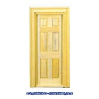 (***) Six Panel Traditional Door - Product Image