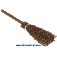 Dollhouse Witches Broom - Product Image