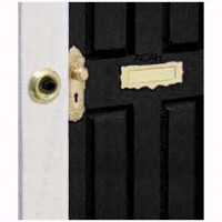 Miniature Working Door Bell- Westminister Chimes Style - - Product Image