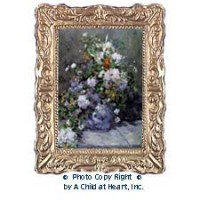 § Sale $1 Off - Dollhouse Grande Vasodi Fiori Picture - Product Image