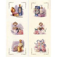 § Sale .50¢ Off - Dollhouse Long Bath Print - Product Image
