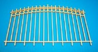 2 pc New Orleans Fence - Product Image