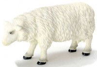 Dollhouse Miniature Female Sheep - Product Image